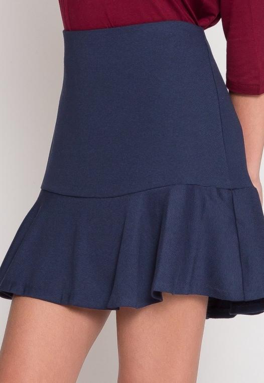 School Dance Drop Waist Skirt alternate img #6