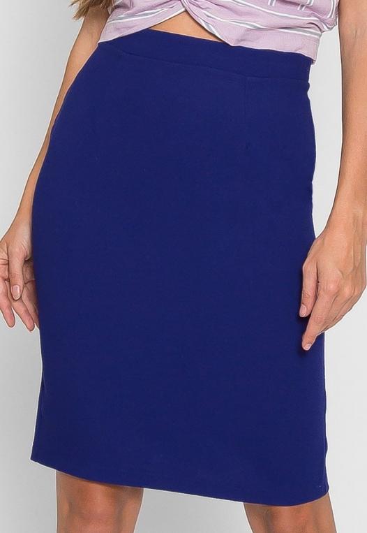 Maybell Fitted Skirt alternate img #3