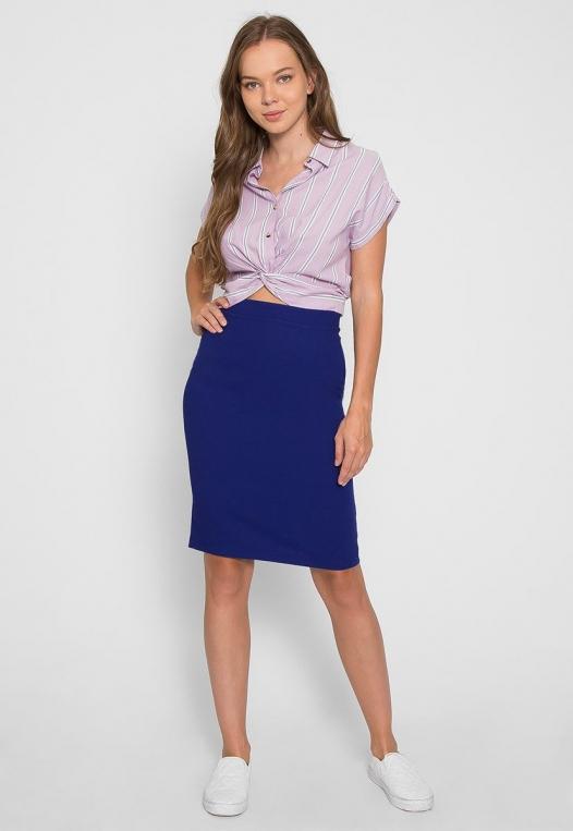 Maybell Fitted Skirt alternate img #5