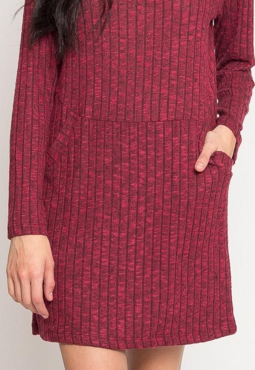 Daisy Textured Knit Dress alternate img #7