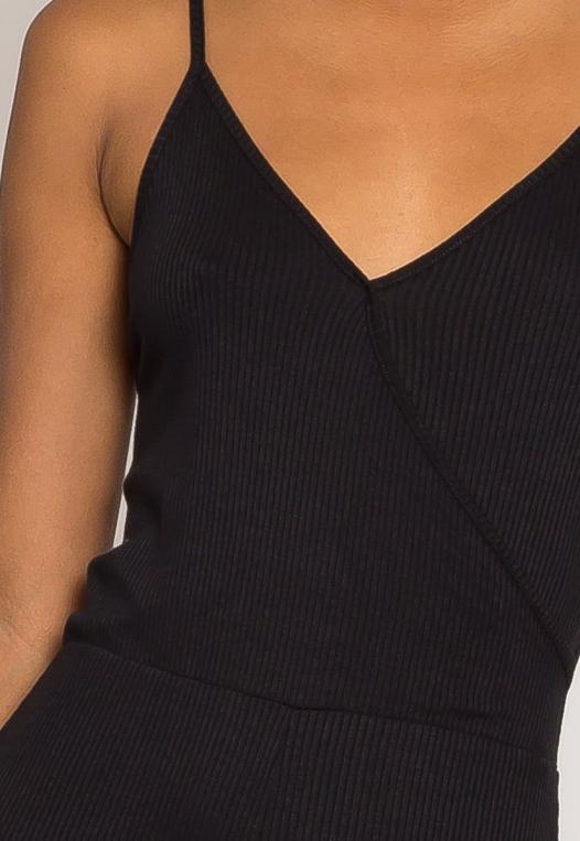 Visor Wide Leg Sleeveless Jumpsuit alternate img #6