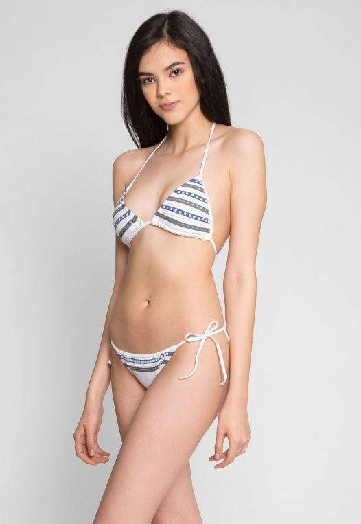 Ashmore Beaded Bikini Set alternate img #1