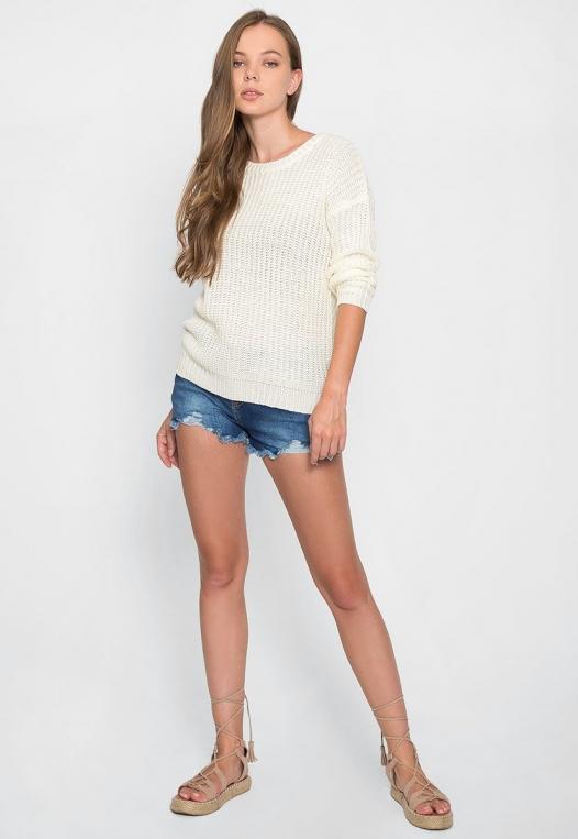 Elsinore Knitted Sweater alternate img #4