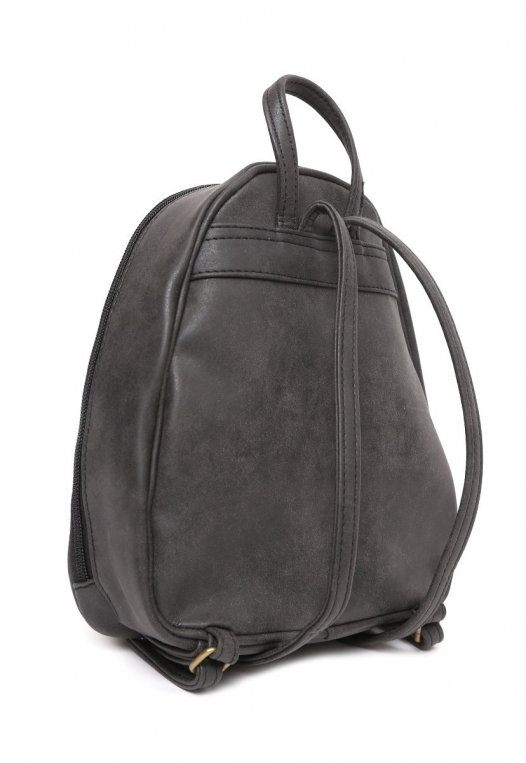 Studded Perforated Stud Mini Backpack alternate img #3