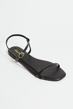See Slingback Sandal in Black