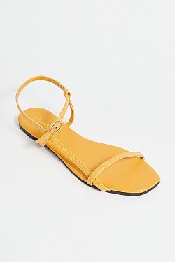 See Slingback Sandal in Saffron