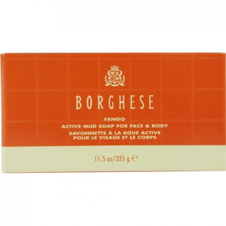 Borghese Body Care Borghese Active Mud Soap Face & Body 11.5 Oz for Women alternate img #1