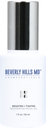 Beverly Hills MD Brighten + Tighten Restorative Facial Oil alternate img #1