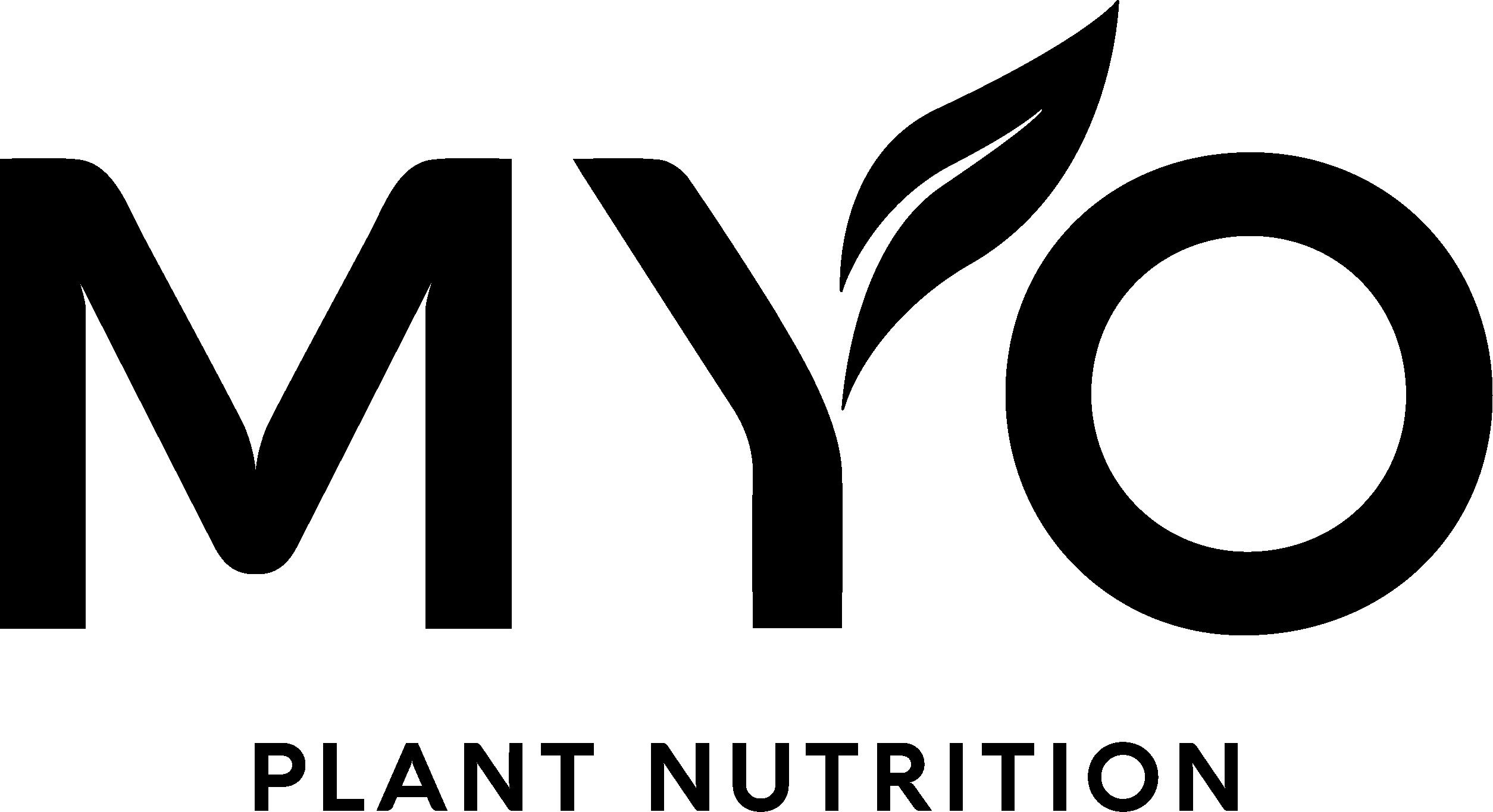 MYO Plant Nutrition Logo